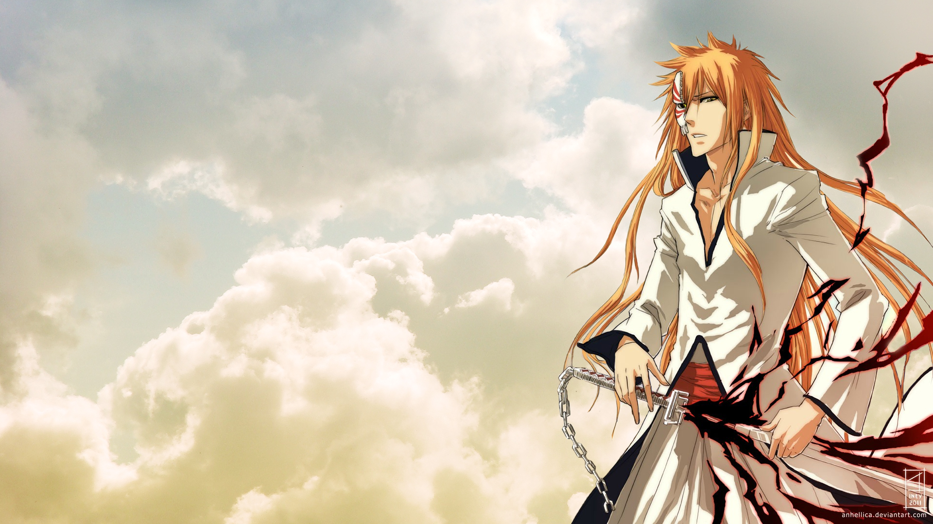 Bleach hd wallpaper background image 1920x1080 id - Wallpaper computer anime ...