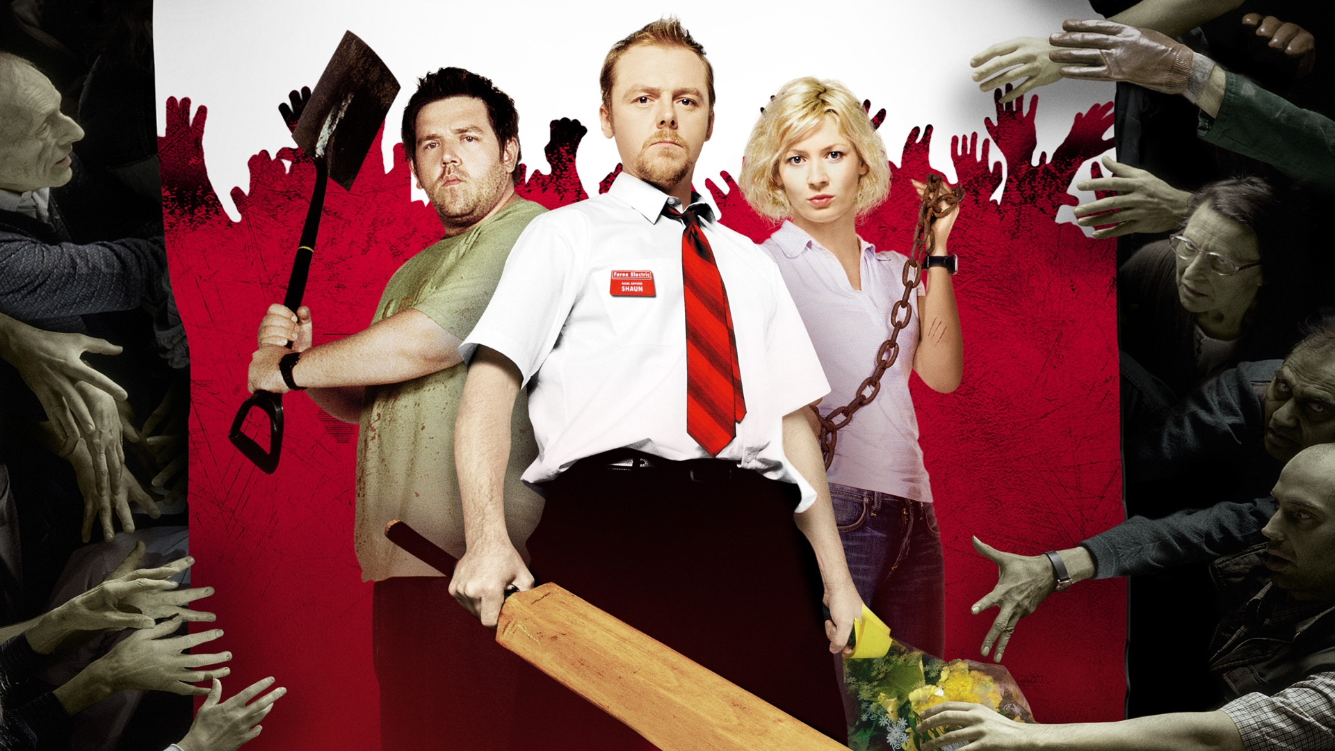 shaun of the dead wallpaper - photo #18