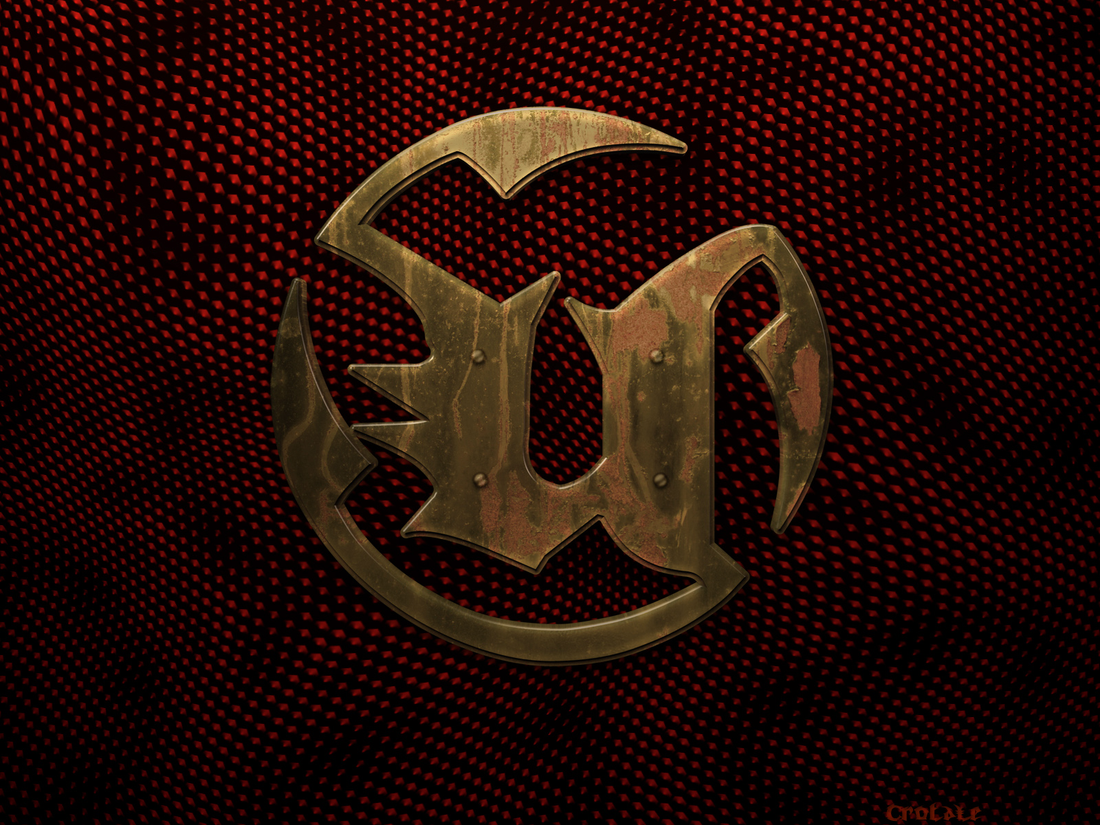 unreal logo wallpaper and background image 1600x1200