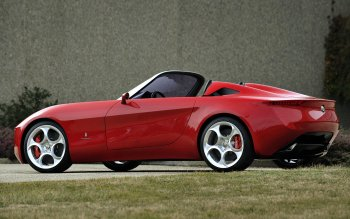 Vehicles - Alfa Romeo Wallpapers and Backgrounds ID : 296880