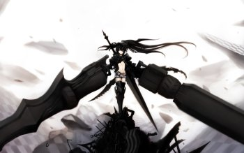 Anime - Black Rock Shooter Wallpapers and Backgrounds ID : 297370