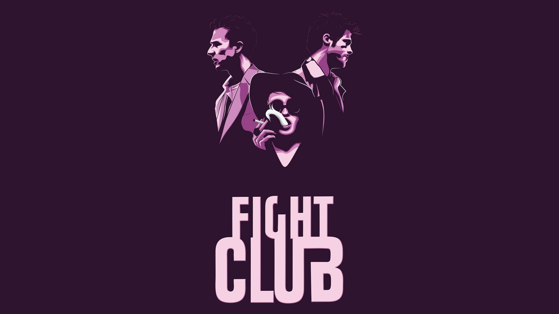 Fight Club Full HD Wal...