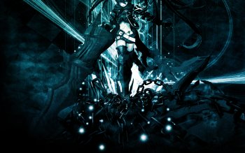 Anime - Black Rock Shooter Wallpapers and Backgrounds ID : 298022
