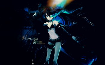 Anime - Black Rock Shooter Wallpapers and Backgrounds ID : 298092