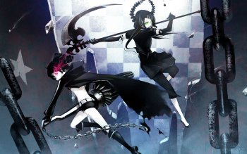 Anime - Black Rock Shooter Wallpapers and Backgrounds ID : 298100