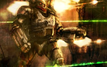 Sci Fi - Robot Wallpapers and Backgrounds ID : 298912