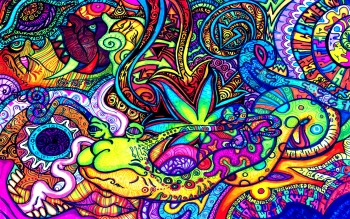 Artistic - Psychedelic Wallpapers and Backgrounds ID : 299700