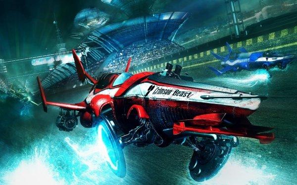 Sci Fi Futuristic Spaceship Space Vehicle Racing HD Wallpaper | Background Image