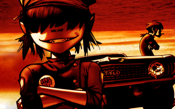 Music - Gorillaz Wallpapers and Backgrounds ID : 300090