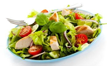 Alimento - Salad Wallpapers and Backgrounds ID : 300220