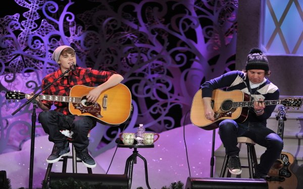 Music Justin Bieber Singers Canada HD Wallpaper   Background Image