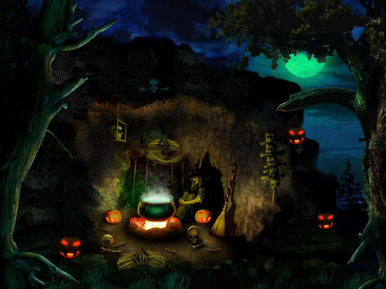 Halloween Wallpaper and Background | 1600x1200 | ID:301360