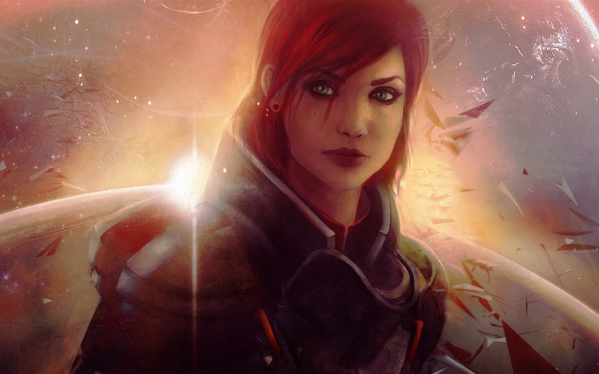 Mass Effect Full Hd Wallpaper And Background Image -5440