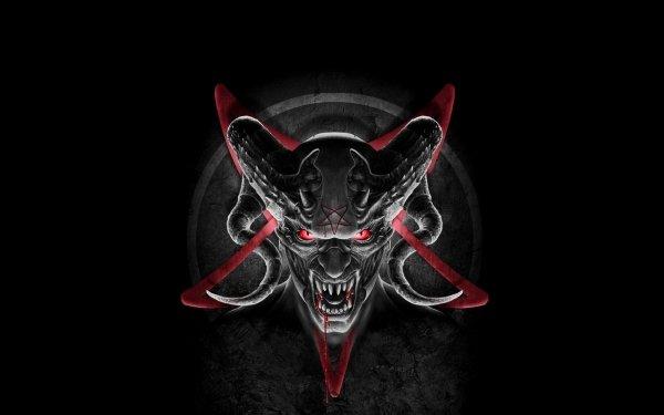 Dark Occult Pentagram Satan Satanic Satanism HD Wallpaper | Background Image
