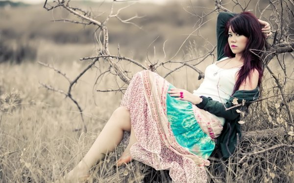 Women Asian Model Fashion Style Mood HD Wallpaper | Background Image