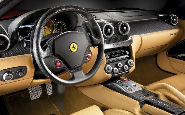 Vehicles Close Up Ferrari HD Wallpaper | Background Image