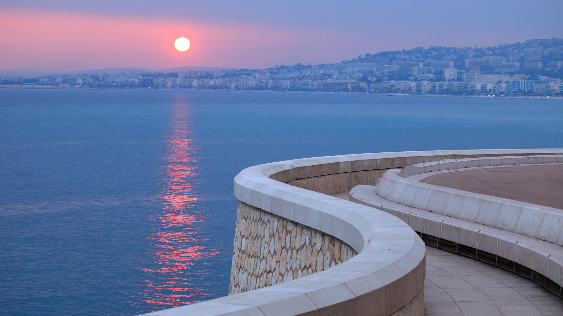 France Cote Dazur French Riviera Fondo De Pantalla Hd