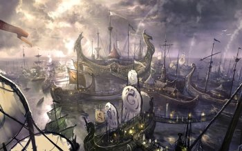 Fantasy - Ship Wallpapers and Backgrounds ID : 302370