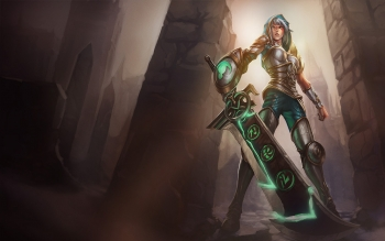 Gry Wideo - League Of Legends Wallpapers and Backgrounds ID : 302492