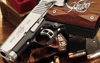 Weapons - Kimber Pistol Wallpapers and Backgrounds ID : 302900