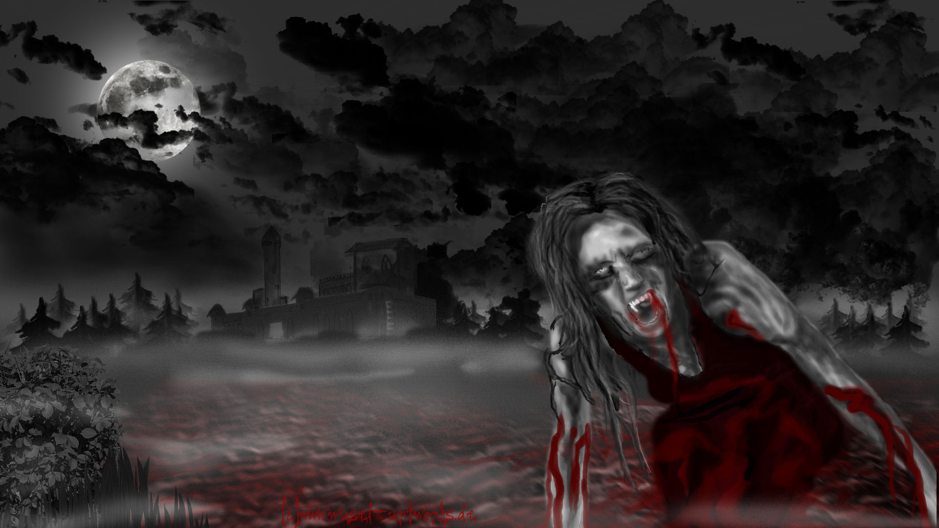 3D horror vampayrs xvdios pics hentai tube