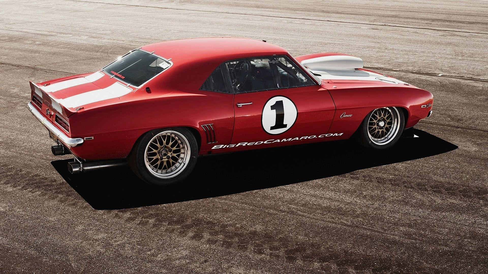 Chevy Muscle Car Wallpaper: Chevrolet Camaro Full HD Wallpaper And Background Image