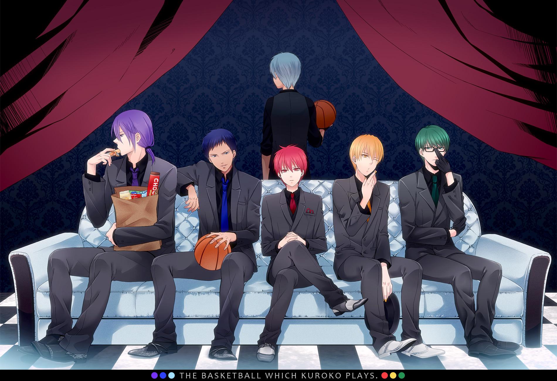 kurokos basketball wallpaper and background image