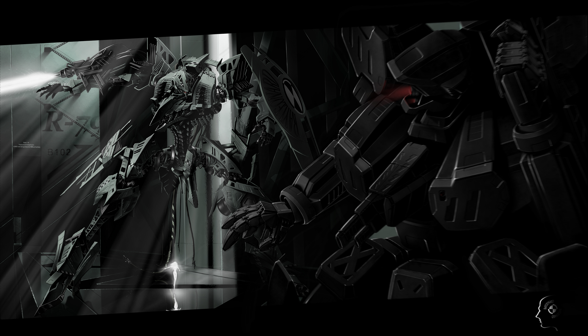 Armored Core Hd Wallpaper Background Image 1920x1097 Id