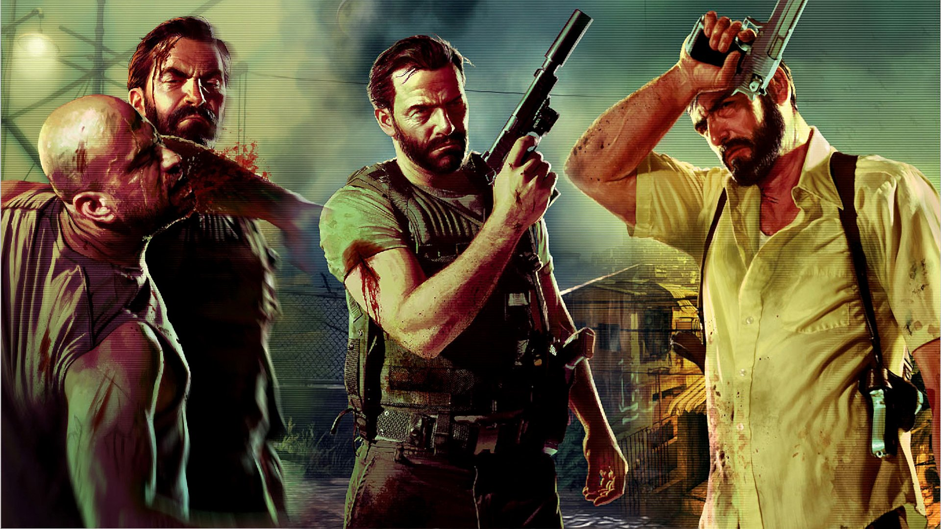 Max Payne 3 A Gallery By Mkg Wallpaper Abyss