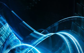Abstract - Blue Wallpapers and Backgrounds ID : 303159