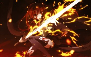 Anime - Shakugan No Shana Wallpapers and Backgrounds ID : 303297
