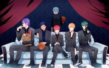 Anime - Kuroko No Basket Wallpapers and Backgrounds ID : 303457