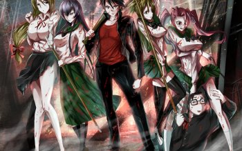 Anime - Highschool Of The Dead Wallpapers and Backgrounds ID : 303482