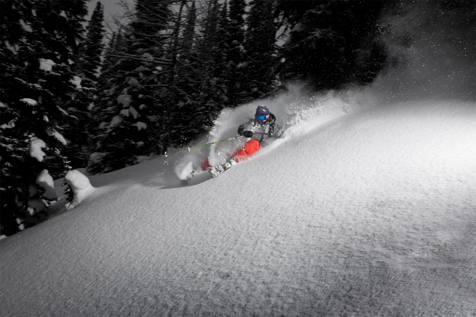 Skiing Wallpaper And Background Image