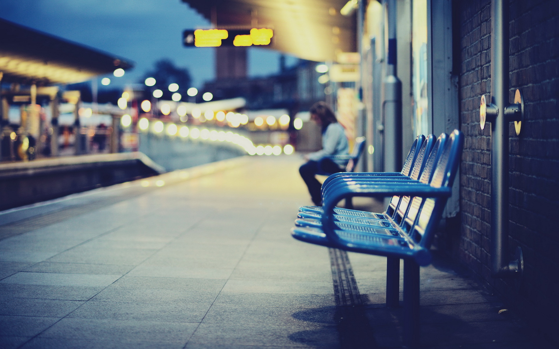 Bench Full Hd Wallpaper And Background Image 1920x1200