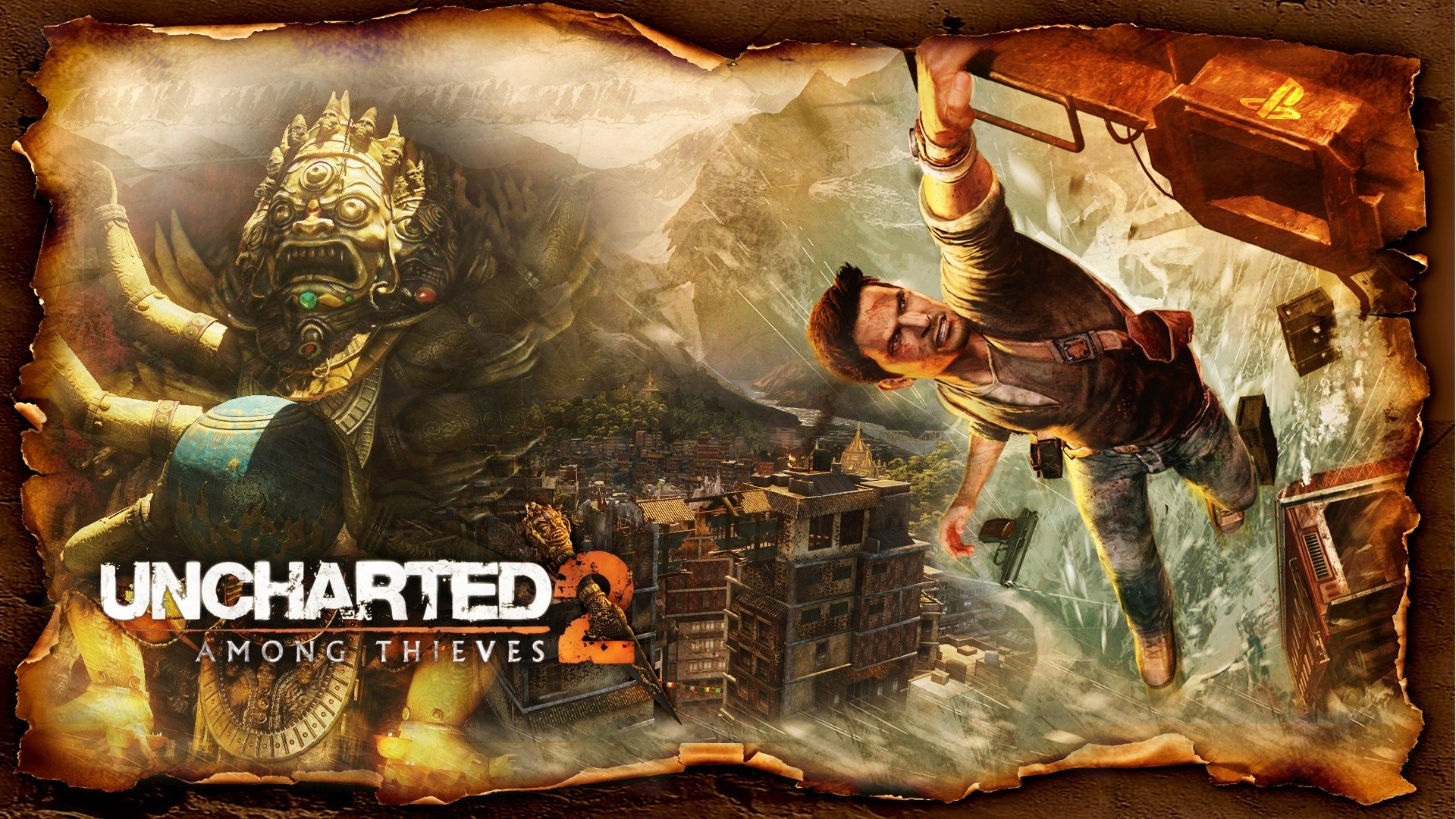 1080p uncharted 2 wallpaper