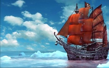 Fantasy - Pirate Wallpapers and Backgrounds ID : 304125