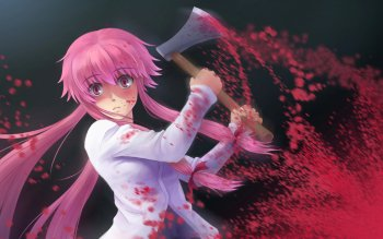 Anime - Mirai Nikki Wallpapers and Backgrounds ID : 305279