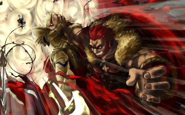 Anime Fate/Zero Fate Series Archer Rider HD Wallpaper | Background Image