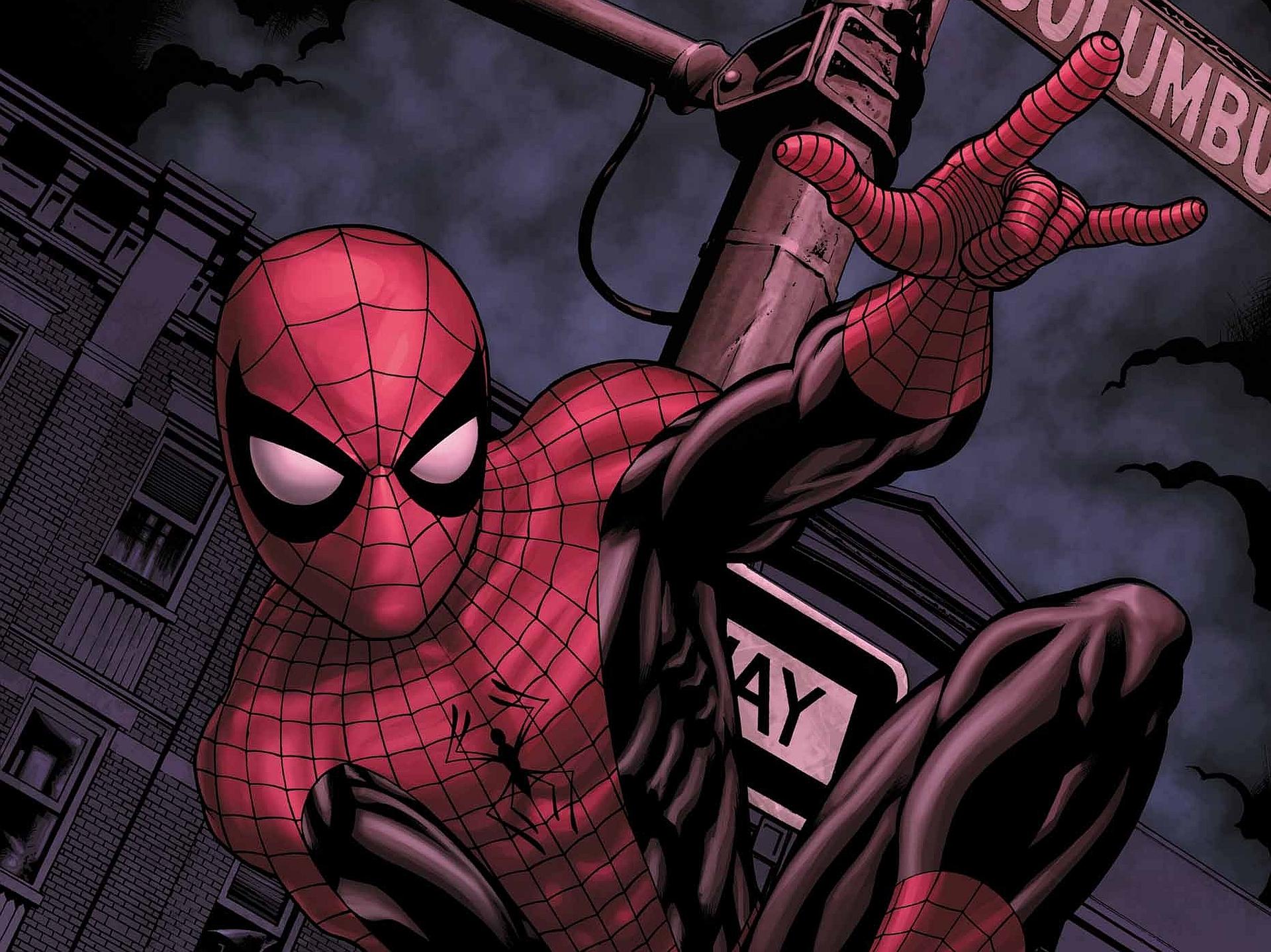 Spider man full hd fondo de pantalla and fondo de for Fondos de spiderman