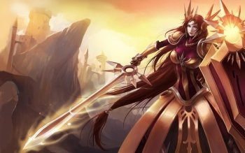 Video Game - League Of Legends Wallpapers and Backgrounds ID : 306487