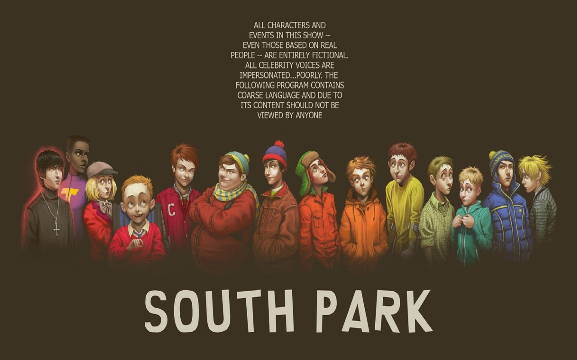 The Butters Show wallpaper southpark  Boɴɴets Pinterest