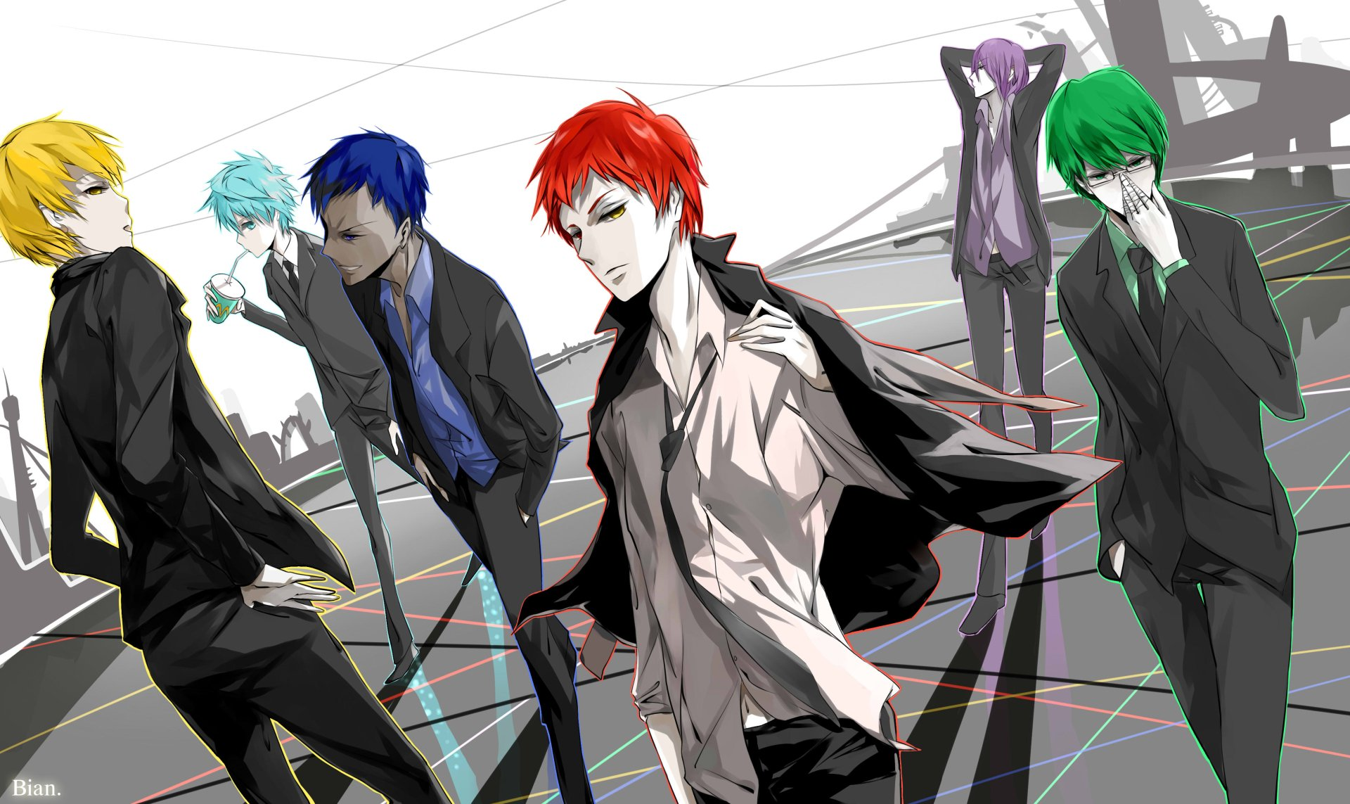 10 4k Ultra Hd Kuroko S Basketball Wallpapers Background Images Wallpaper Abyss