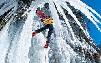 Sports - Ice Climbing Wallpapers and Backgrounds ID : 307485