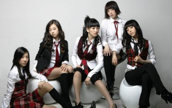 Music - Wonder Girls Wallpapers and Backgrounds ID : 307659