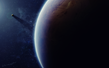 Science-Fiction - Planetscape Wallpapers and Backgrounds ID : 307829