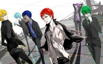 Anime - Kuroko No Basket Wallpapers and Backgrounds ID : 307987