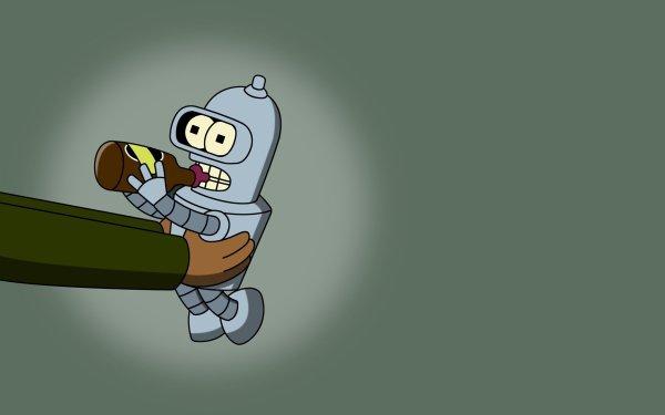 TV Show Futurama Bender HD Wallpaper   Background Image