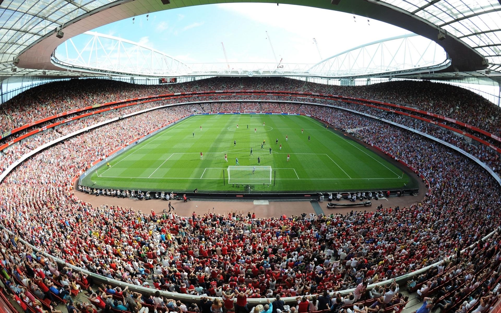 Stadium HD Wallpaper