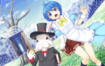 Anime - Alice In Wonderland Wallpapers and Backgrounds ID : 308307
